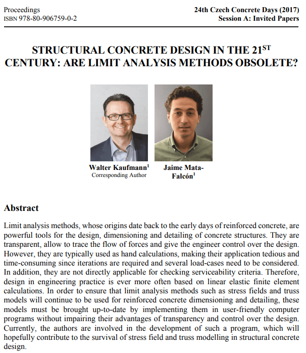 STRUCTURAL CONCRETE IN THE 21ST CENTURY