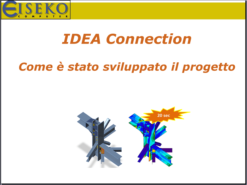 Presentazione IDEA Connection