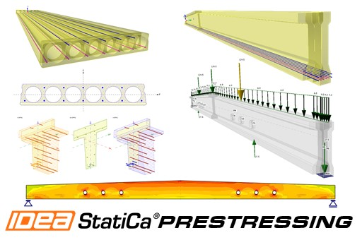 Calculation precast elements