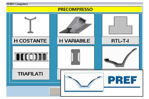 Prestressed beams